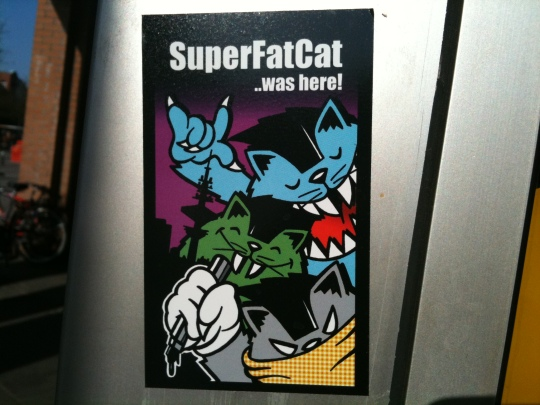 Super Fat Cat