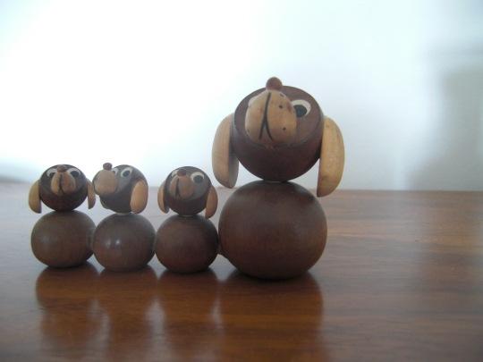 Dackelfamilie, geerbt 2012