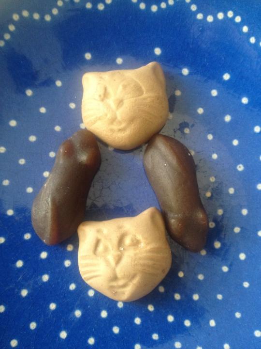 Katz und Maus-Lakritz von Kadó aus dem Berliner Graefekiez