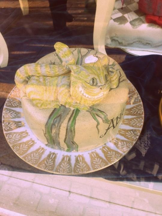 Torte gesehen bei Herrn Max, weltklasse Café in der Hamburger Sternschanze