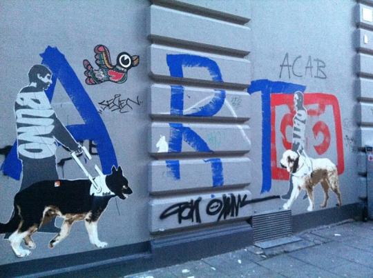 Street Art Hamburger Sternschanze