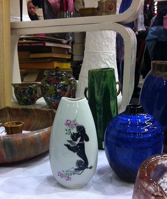 Rosenthal Vase 50er Jahre