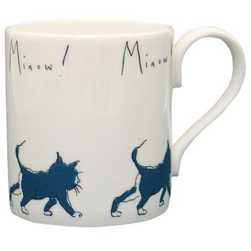 coffee mug by Madleine Floyd, picture via Fab.com