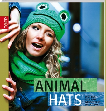 """Animal hat"" Buchcover, picture via Thalia.de"