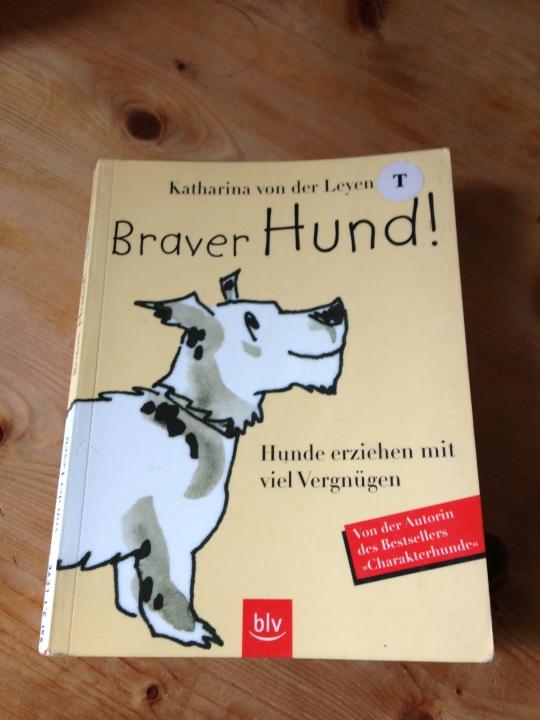 Braver Hund_Cover_Katharina von der Leyen