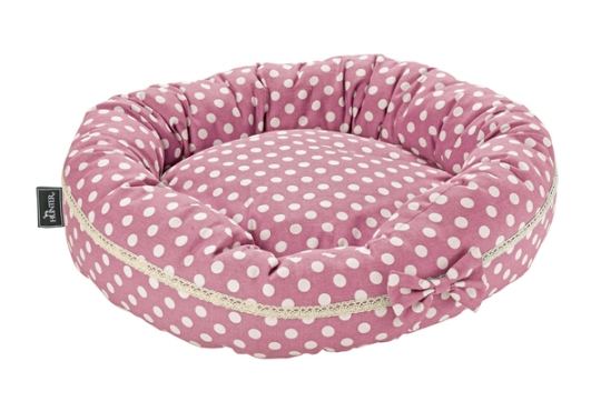 "Der Donut zum schlafen von Hunter Modell ""Dotty""; image via Hunter website"